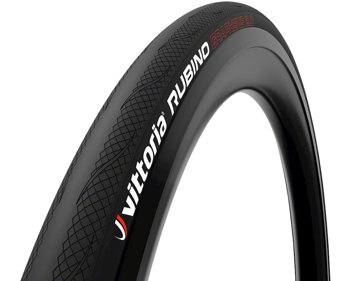 Vittoria Rubino G2.0 Road Tire (Black) (700 x 25)
