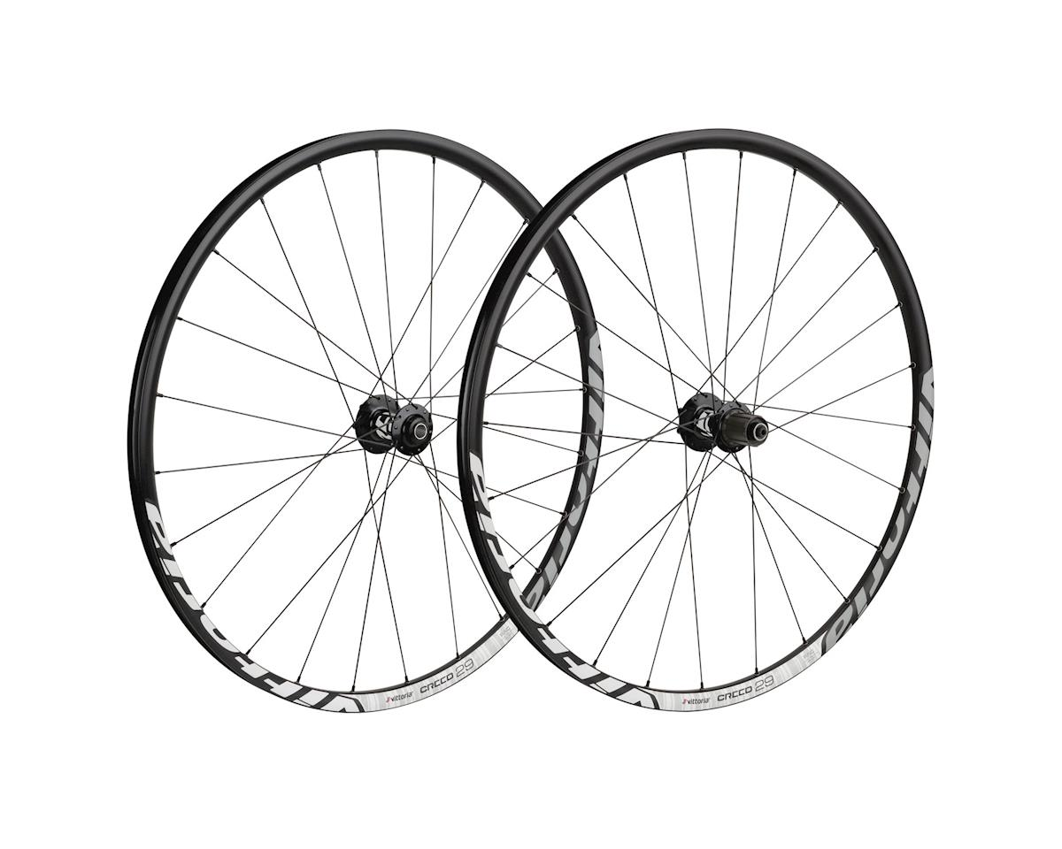 Vittoria Creed 15mm 29er Mountain Wheelset