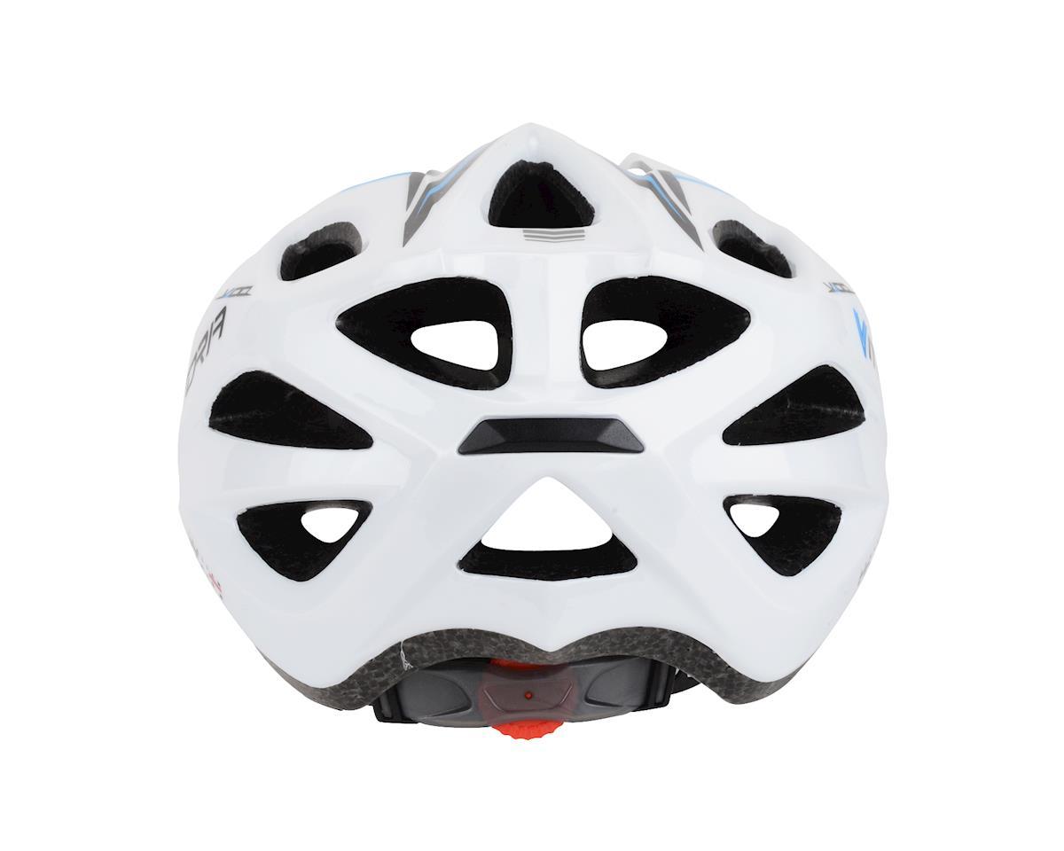 Image 3 for Vittoria V100 Helmet (White/Black/Blue)