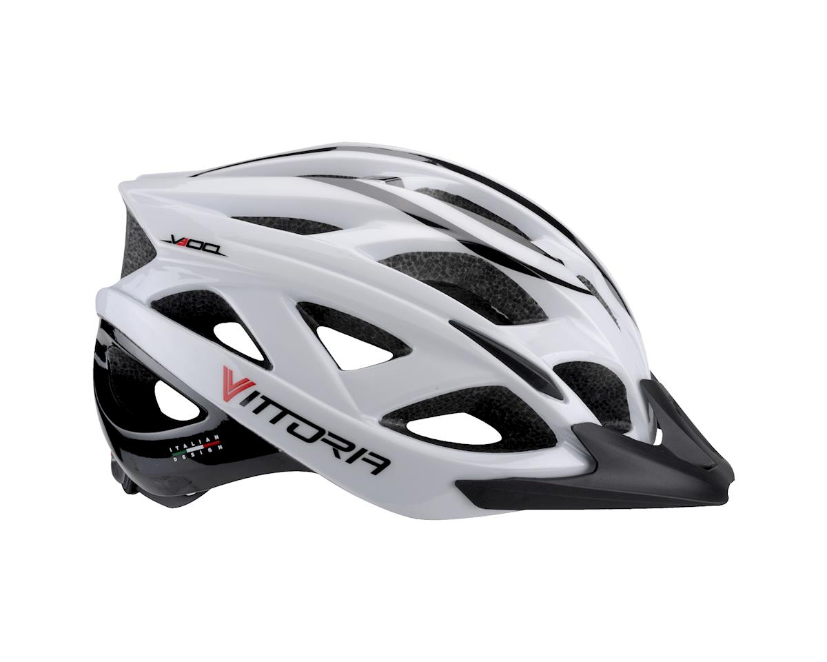 Image 2 for Vittoria V300 Road Helmet (White/Black)