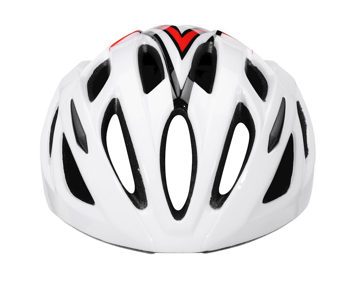 Image 4 for Vittoria V110 Helmet (White/Red/Black)
