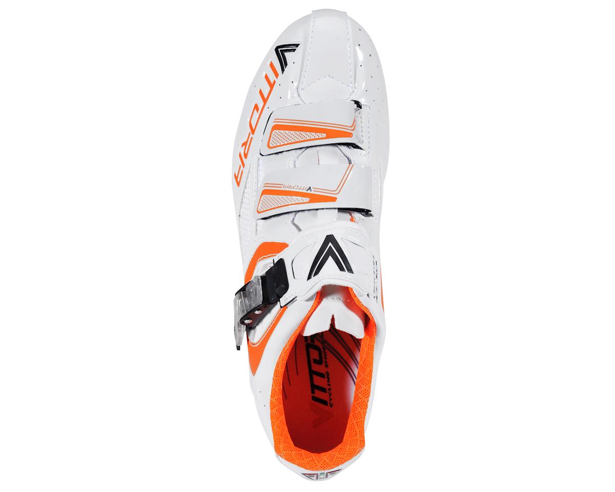 Image 2 for Vittoria Speed Road Shoes (White/Orange)