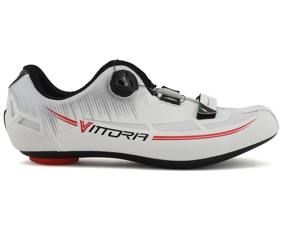 Vittoria Shoes Fusion 2 Shoes (White) (41)