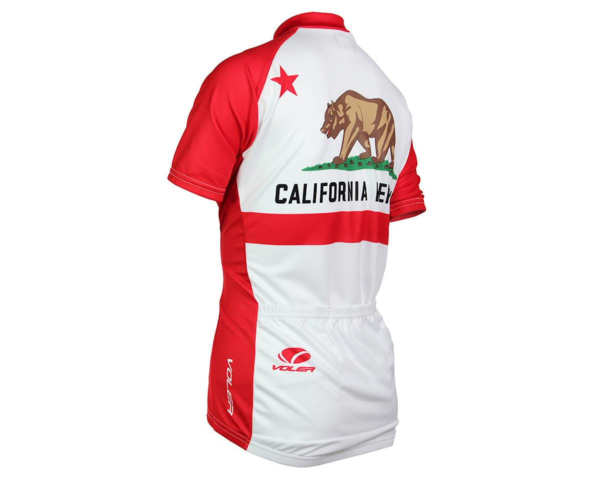 1e6de7870 Voler California State Republic Women s Short Sleeve Jersey (XS)   1020C38PRTXS
