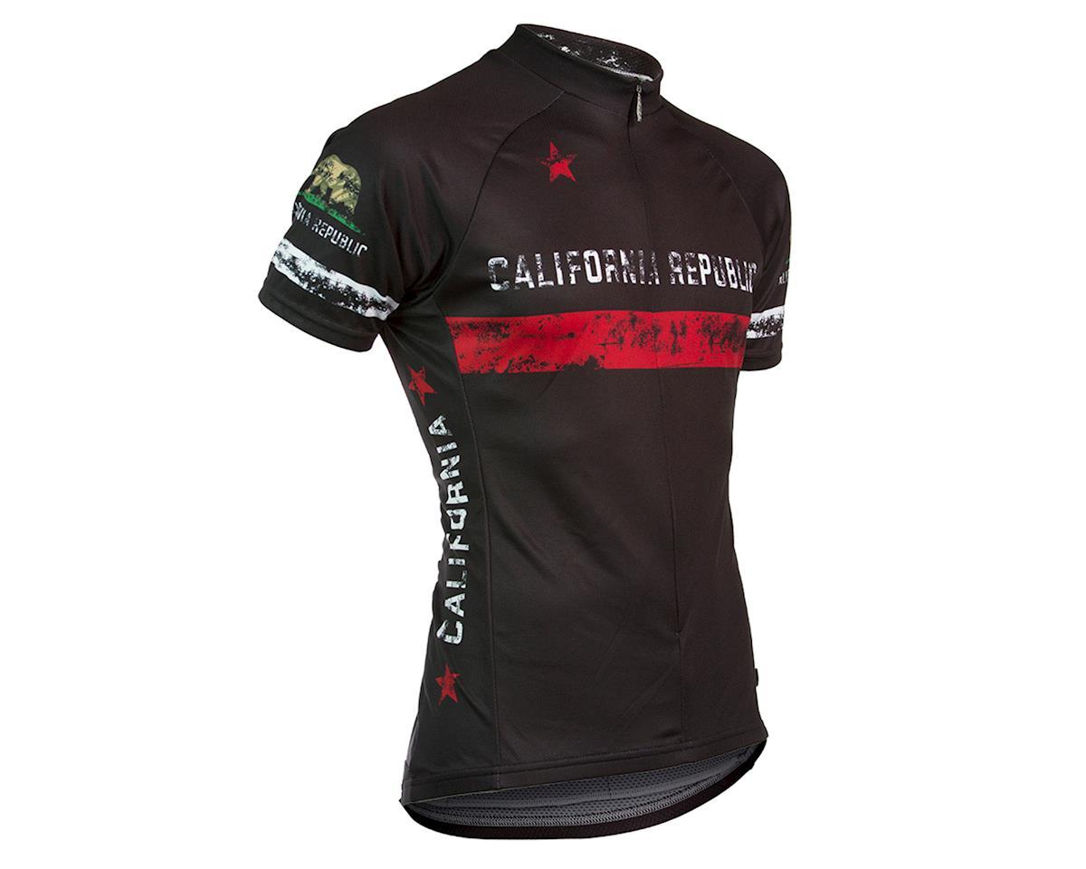 Voler California Vintage Men s Jersey (Black)  1T1005JL-P   e403af1a9