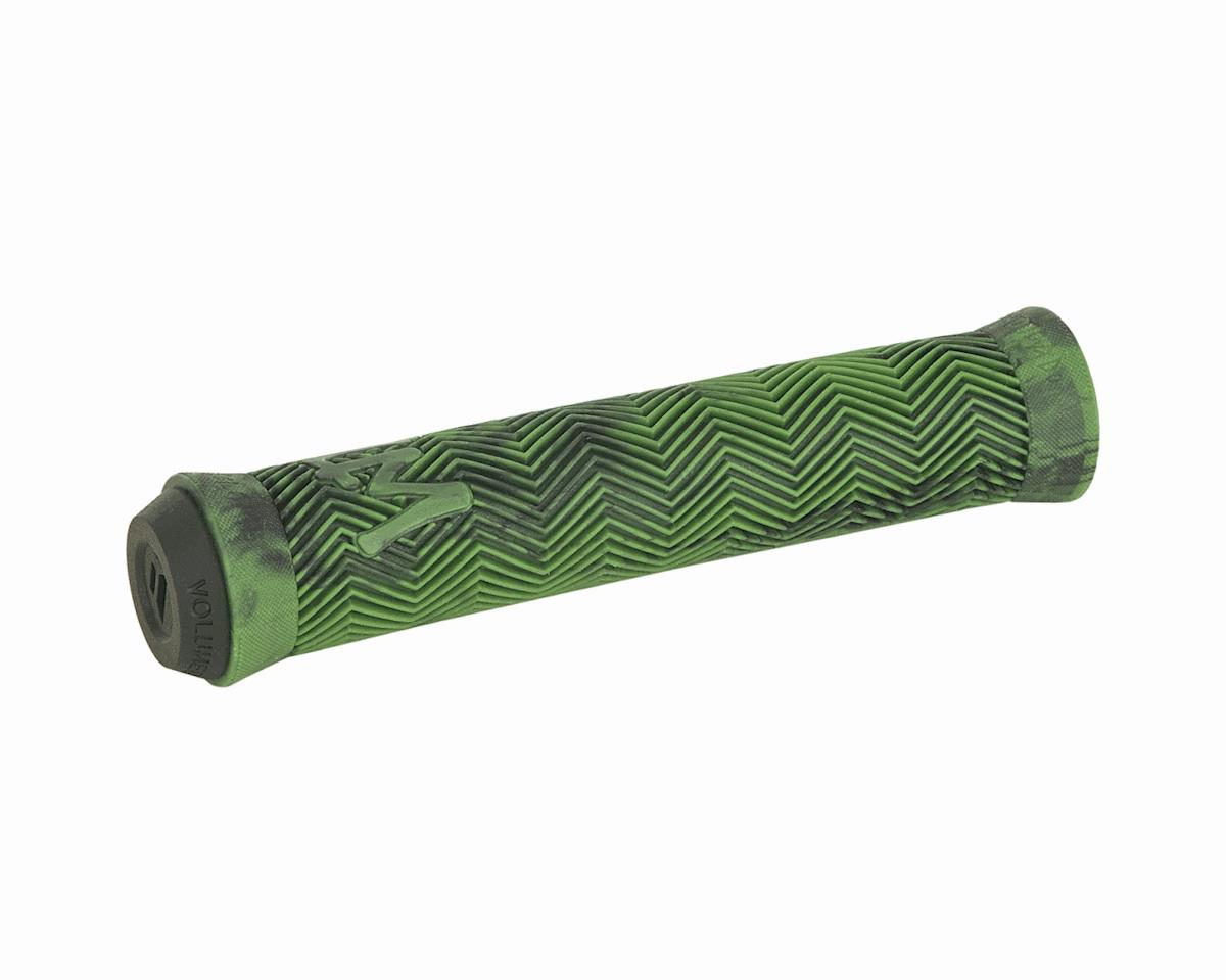 Volume VLM Flangeless Grips (Green/Swirl) (2)