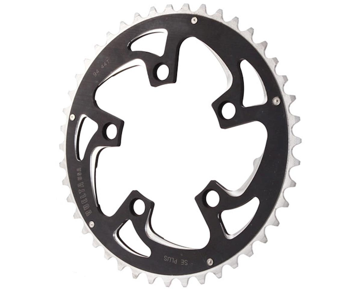 Vuelta SE Plus Ring 44T/104mm Black Ramped And Pinned