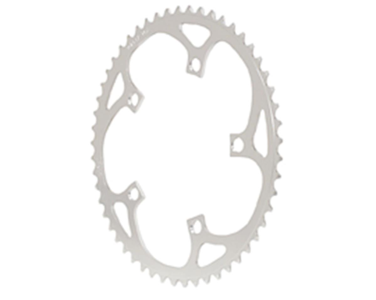 Vuelta Flat Ring 40T/130mm Silver