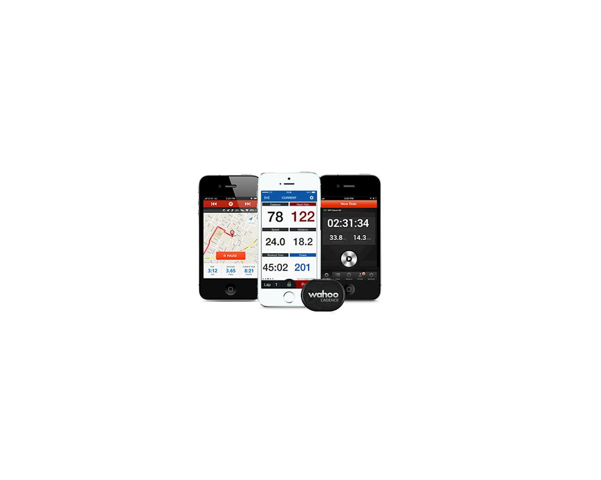 Wahoo RPM Speed and Cadence Sensor