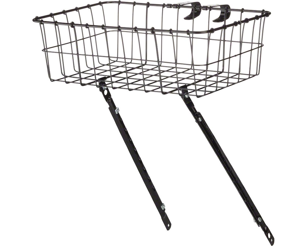 Wald 1372 Front Basket: MD Gloss Black
