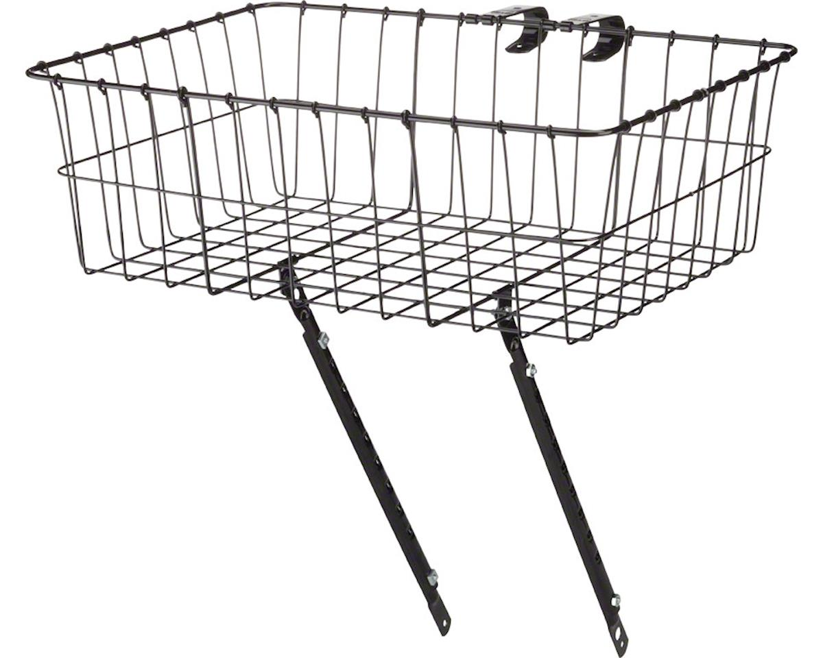 1392 Front Basket: Gloss Black LG