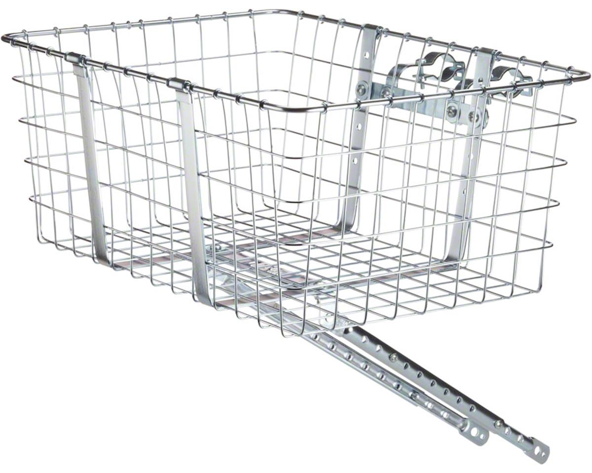 Wald 157 Front Giant Delivery Basket (Silver)