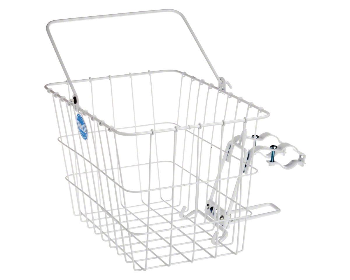 Chrome 582 Wald Side-Mount Folding Rear Basket 12.75x7.25x8.5