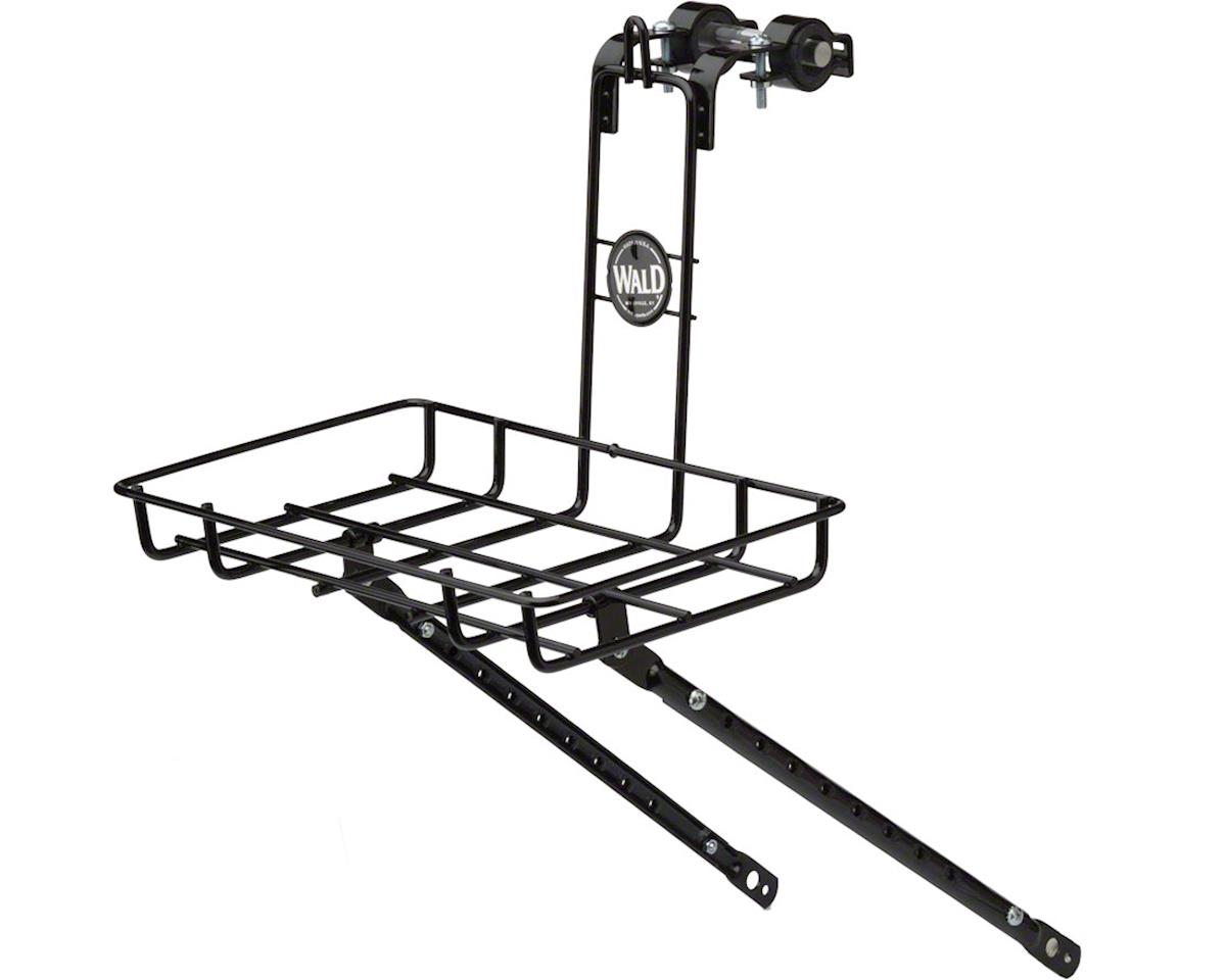Image 2 for Wald 3339 Multi-fit Rack and Basket Combo (Gloss Black)