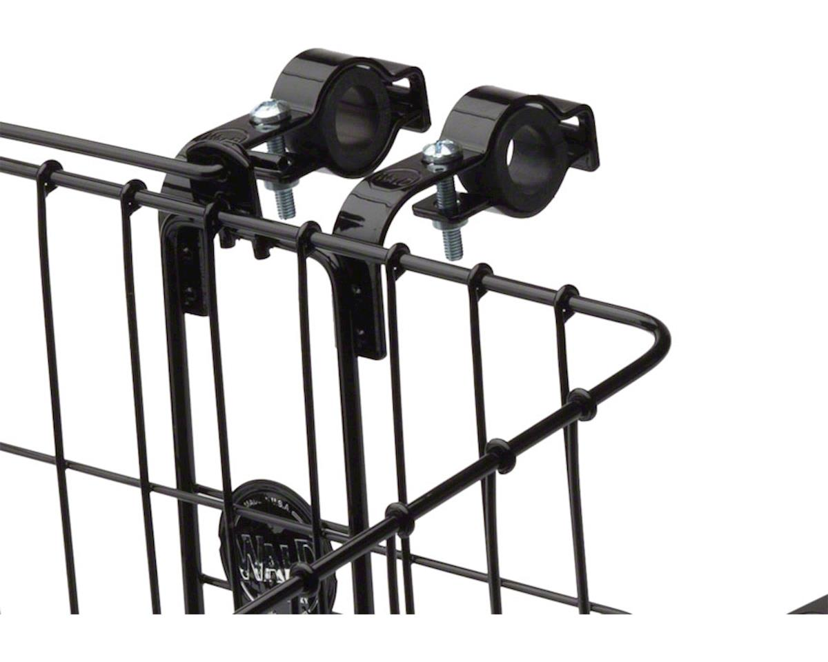Wald 3339 Multi-fit Rack and Basket Combo (Gloss Black)