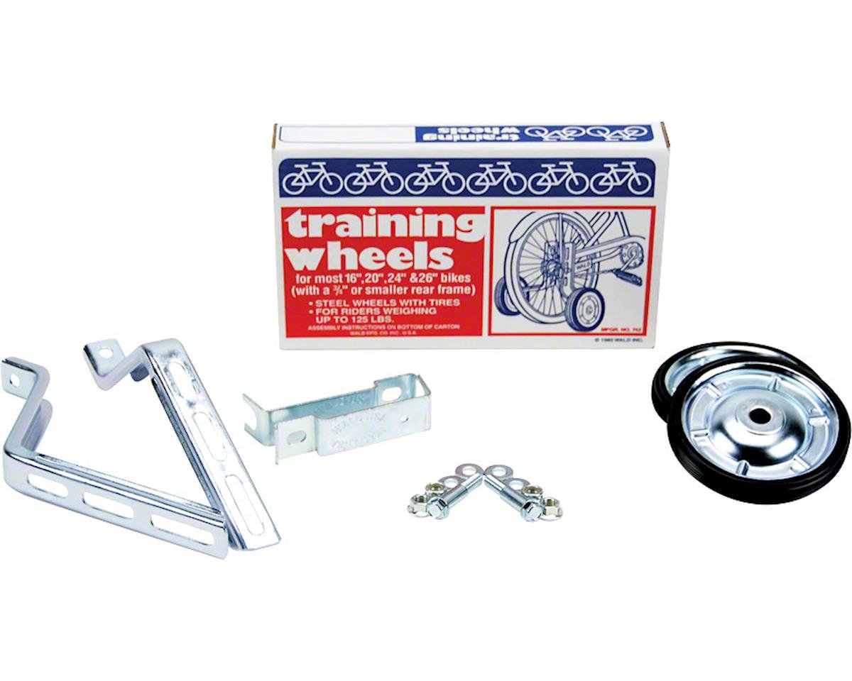Wald 742 Training Wheels Kit: 16 - 26""