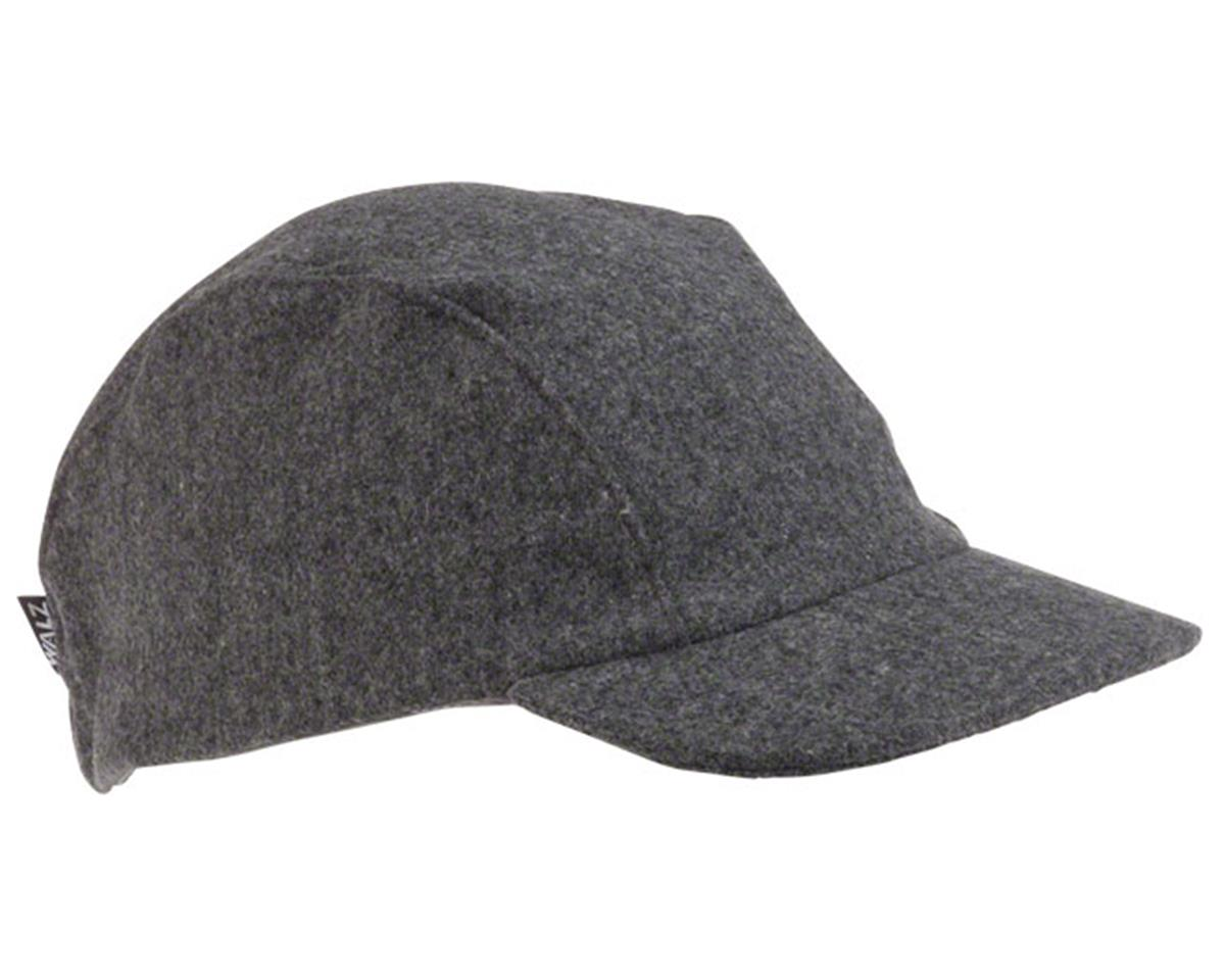 Walz Caps Wool Urban Collection Cycling Cap (Gray) (S/M)