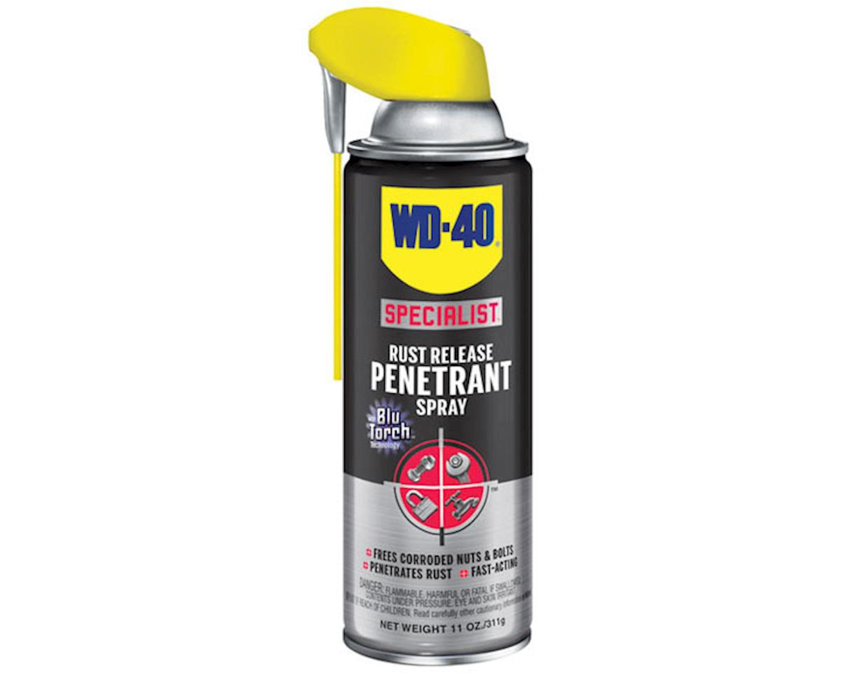 WD-40 Specialist Rust Release Penetrant Spray