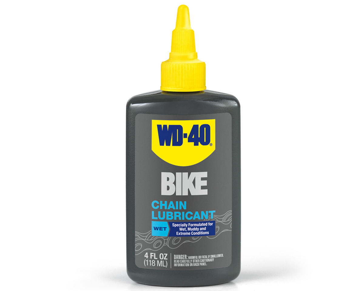 WD-40 Wet Chain Lubricant (4oz)