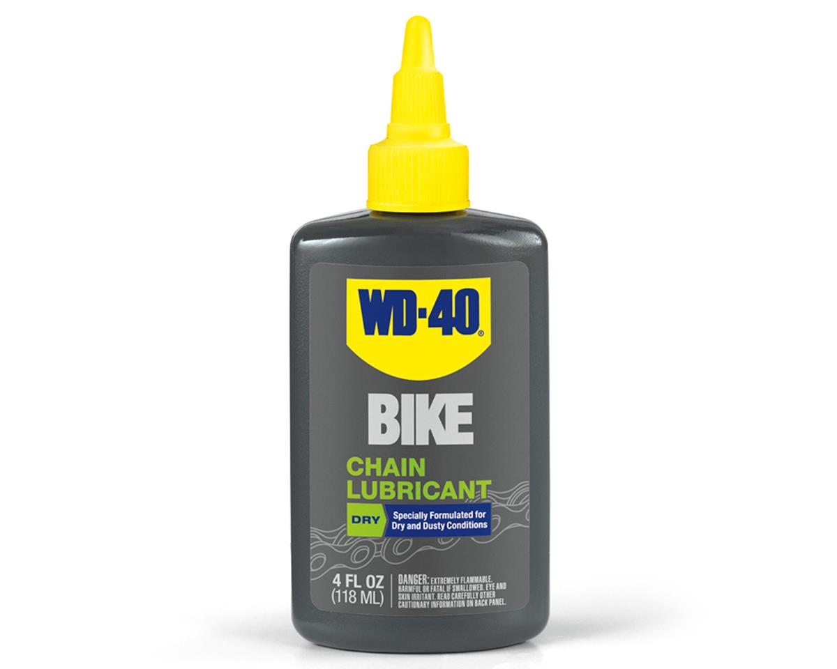 WD-40 Dry Chain Lube (4oz)
