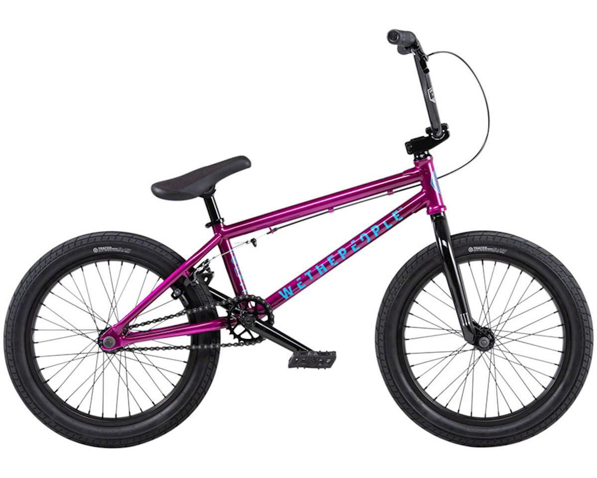 "We The People 2020 CRS 18"" BMX Bike (18"" Toptube) (Metallic Purple)"