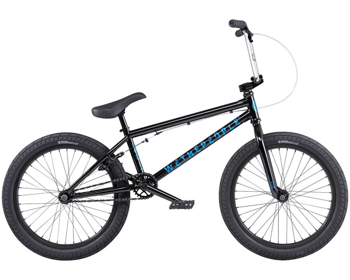 "We The People 2020 CRS BMX Bike (20.25"" Toptube) (Black)"