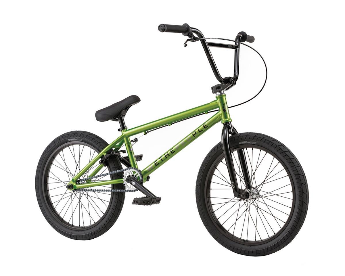 "We The People CRS 20"" 2018 Complete BMX Bike 20.25"" Top Tube Metallic Green"