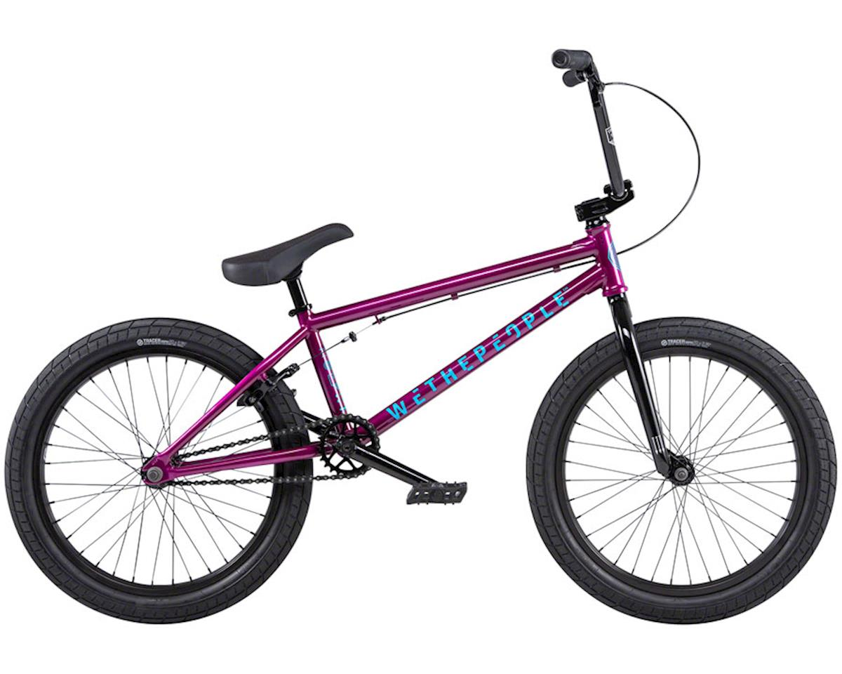 "We The People 2020 CRS BMX Bike (20.25"" Toptube) (Metallic Purple)"