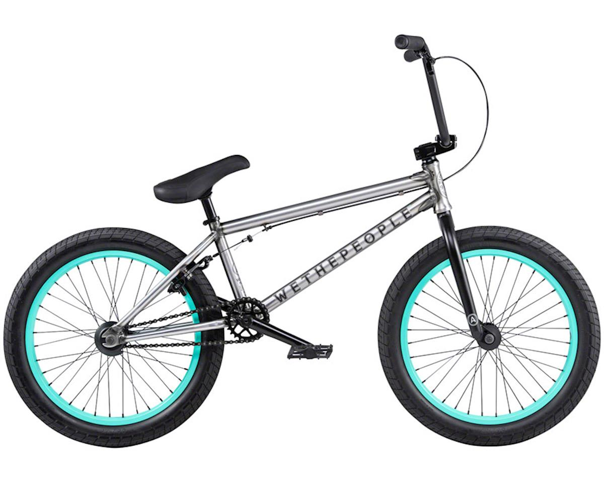 "We The People 2020 Arcade BMX Bike (20.5"" Toptube) (Matte Raw)"