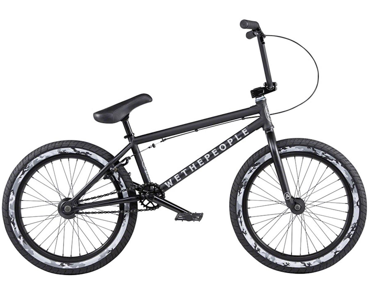 """We The People 2020 Arcade BMX Bike (21"""" Toptube) (Matte Black) 