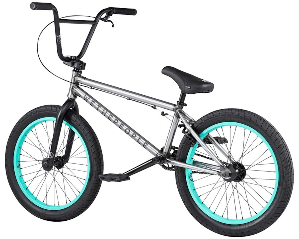 "We The People Arcade BMX Bike (21"" Top Tube) (Matte Raw)"