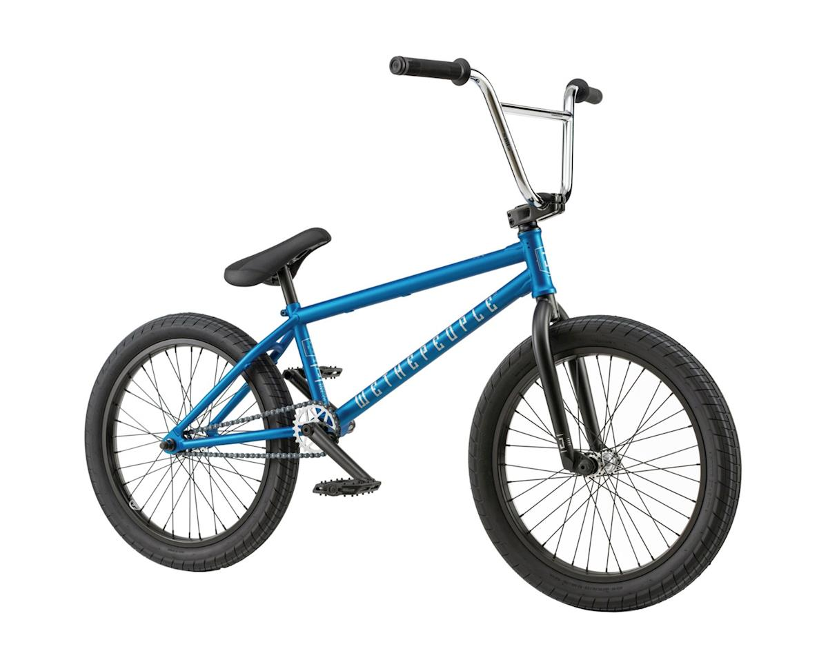 "We The People Justice 20"" 2018 Complete BMX Bike 20.75"" Top Tube Matte Metallic"