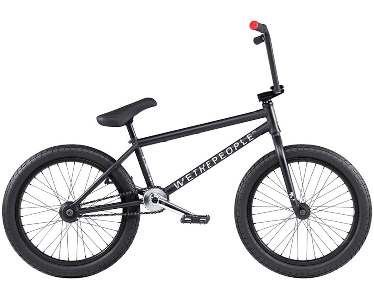 "We The People 2020 Reason BMX Bike (20.75"" Toptube) (Matte Black) 
