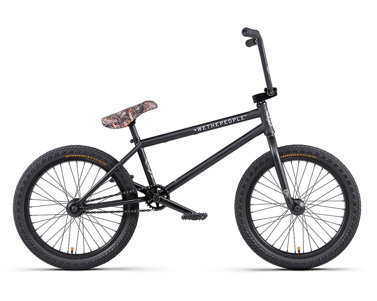 "We The People 2020 Crysis BMX Bike (20.5"" Toptube) (Matte Black) 