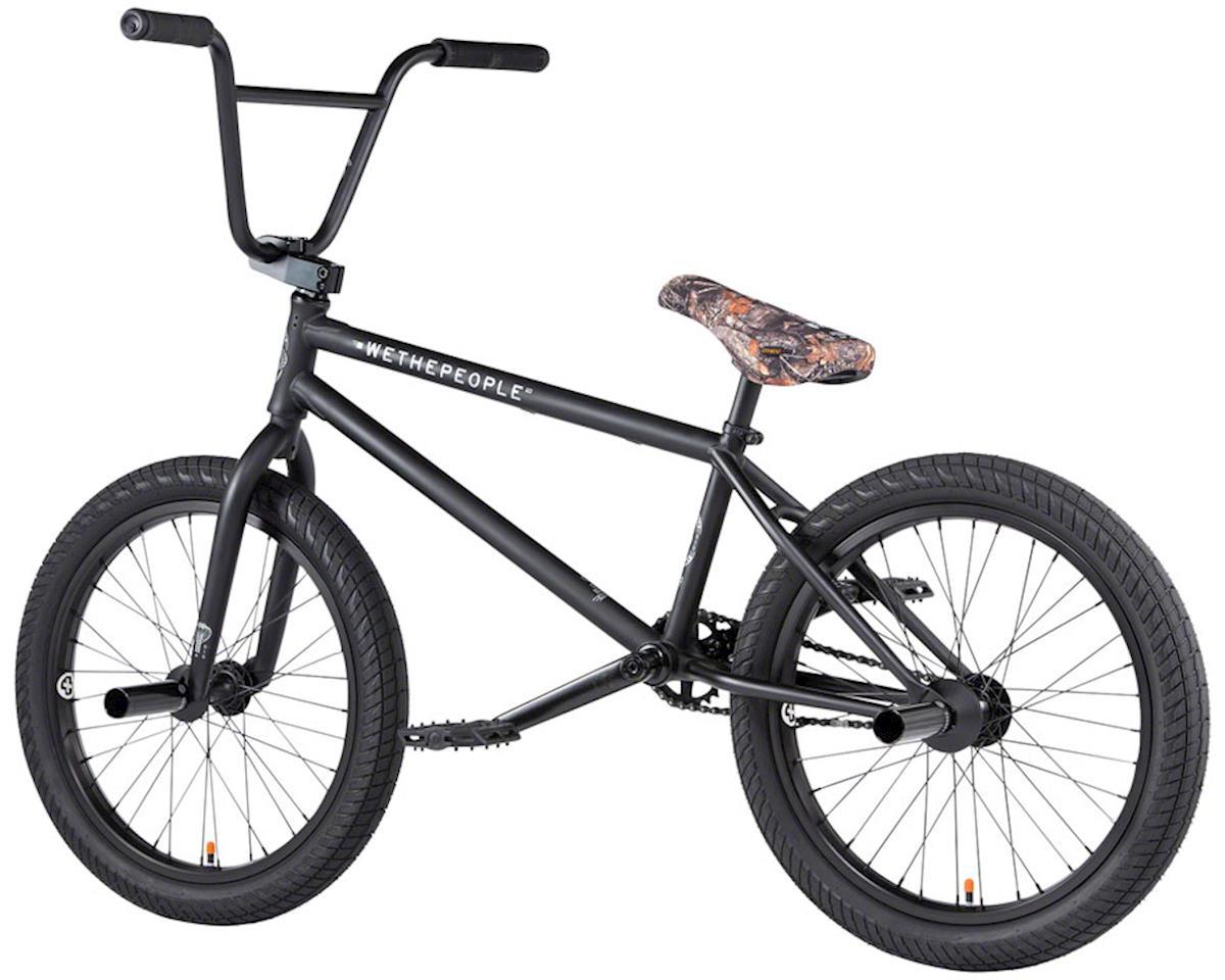 "Image 2 for We The People 2020 Crysis BMX Bike (21"" Toptube) (Matte Black)"