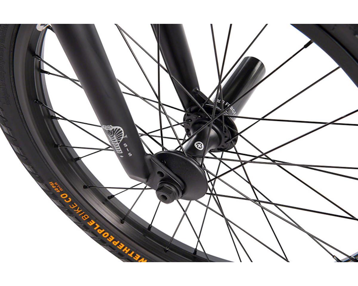 "Image 3 for We The People 2020 Crysis BMX Bike (21"" Toptube) (Matte Black)"