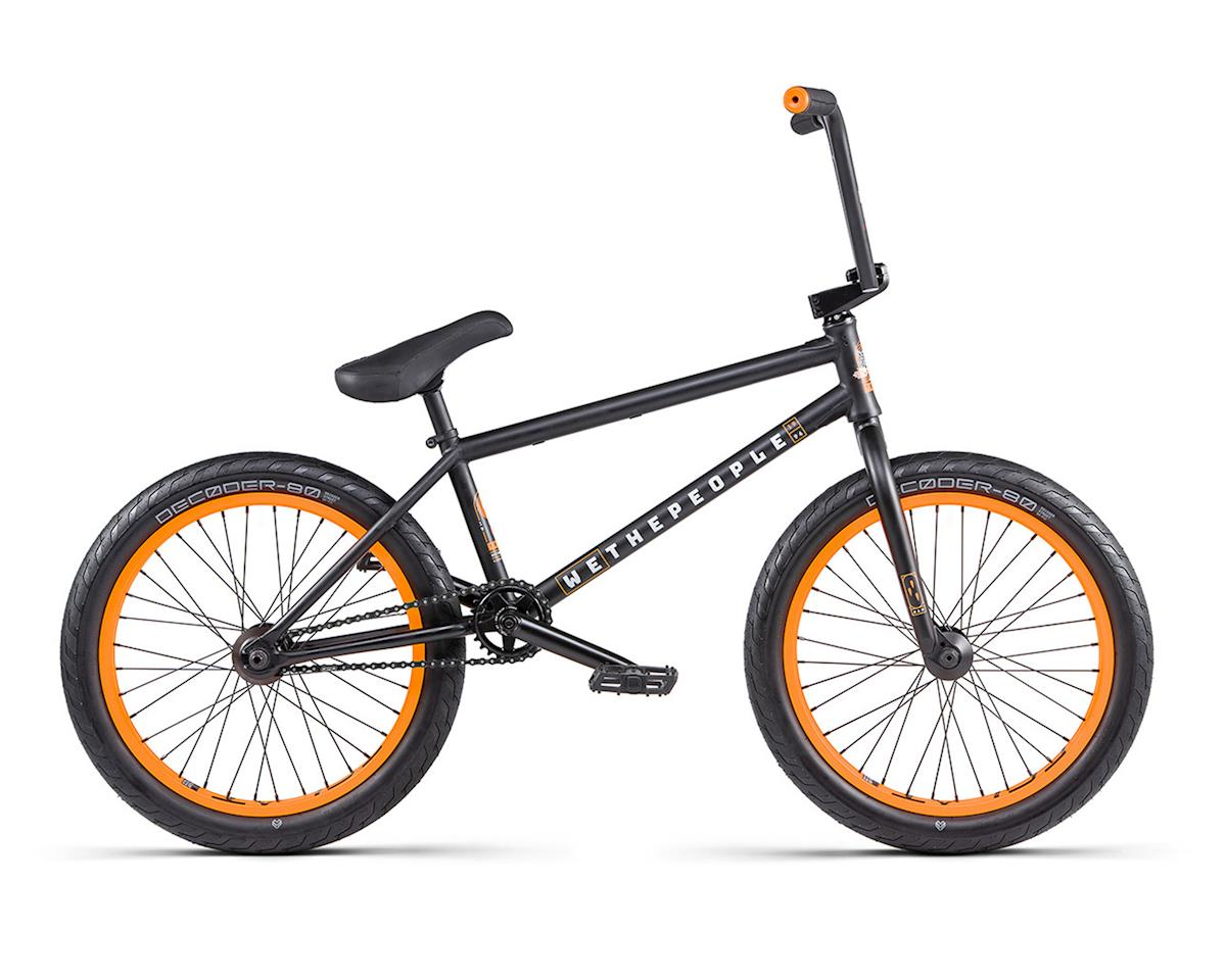 "Image 1 for We The People 2020 Trust FC BMX Bike (20.75"" Toptube) (Matte Black)"