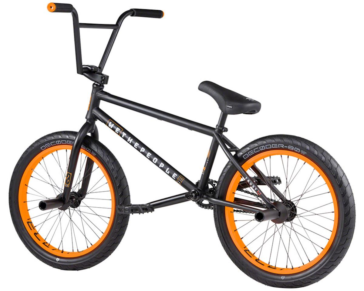 "Image 2 for We The People 2020 Trust FC BMX Bike (20.75"" Toptube) (Matte Black)"