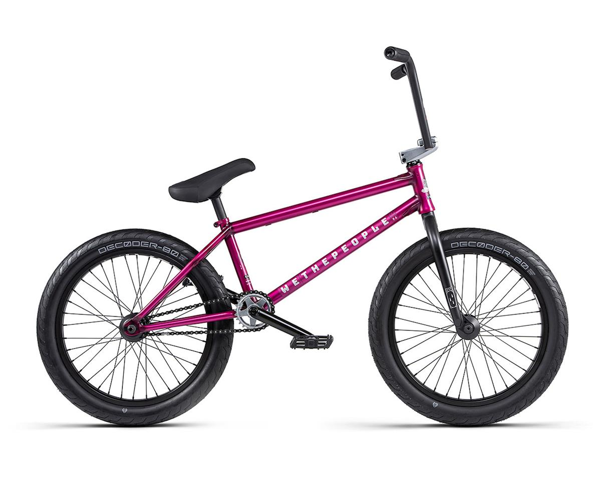 "Image 1 for We The People 2020 Trust FC BMX Bike (20.75"" Toptube) (Trans Berry Pink)"