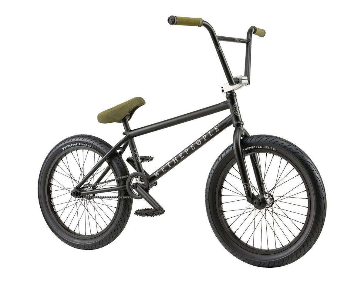 """We The People Zodiac RHD Freecoaster 20"""" 2018 Complete BMX Bike 20.75"""" Top Tube"""