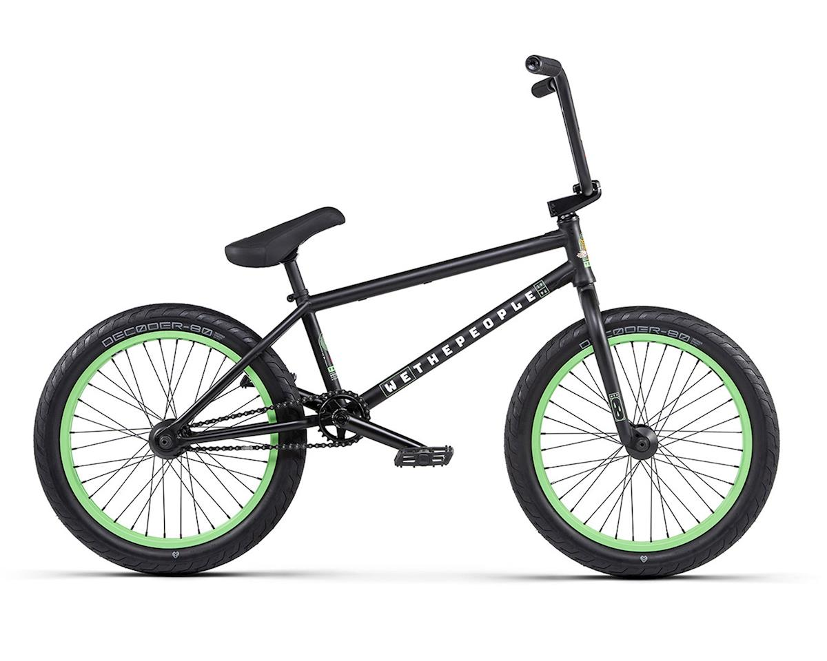 "We The People 2020 Trust BMX Bike (21"" Toptube) (Matte Black) 