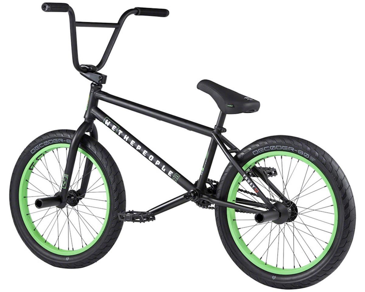 "Image 2 for We The People 2020 Trust BMX Bike (21"" Toptube) (Matte Black)"