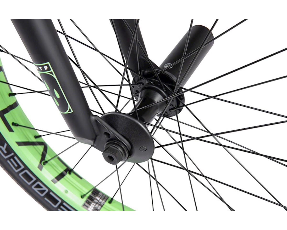 "Image 3 for We The People 2020 Trust BMX Bike (21"" Toptube) (Matte Black)"