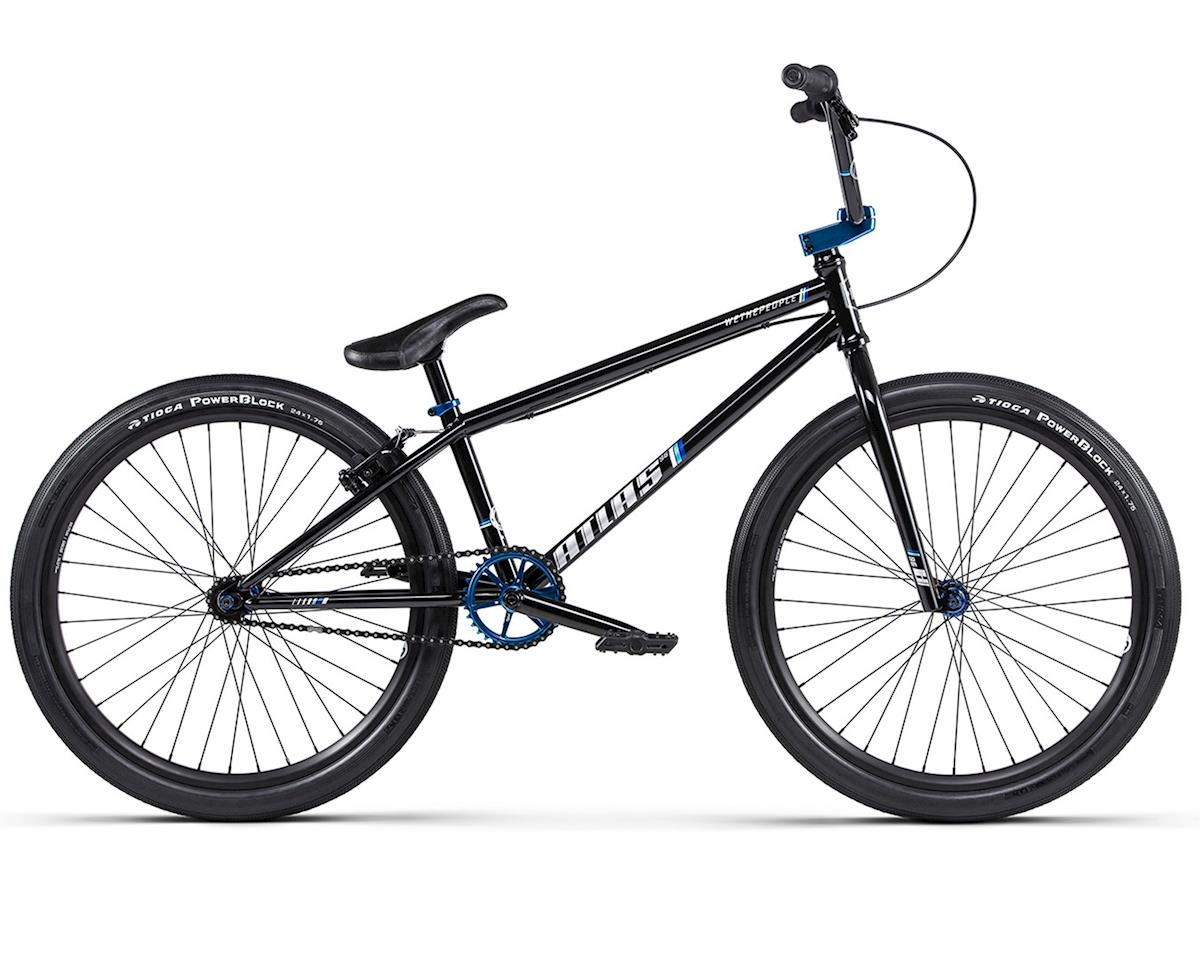 "We The People 2020 Atlas 24"" BMX Bike (21.75"" Toptube) (Black) 