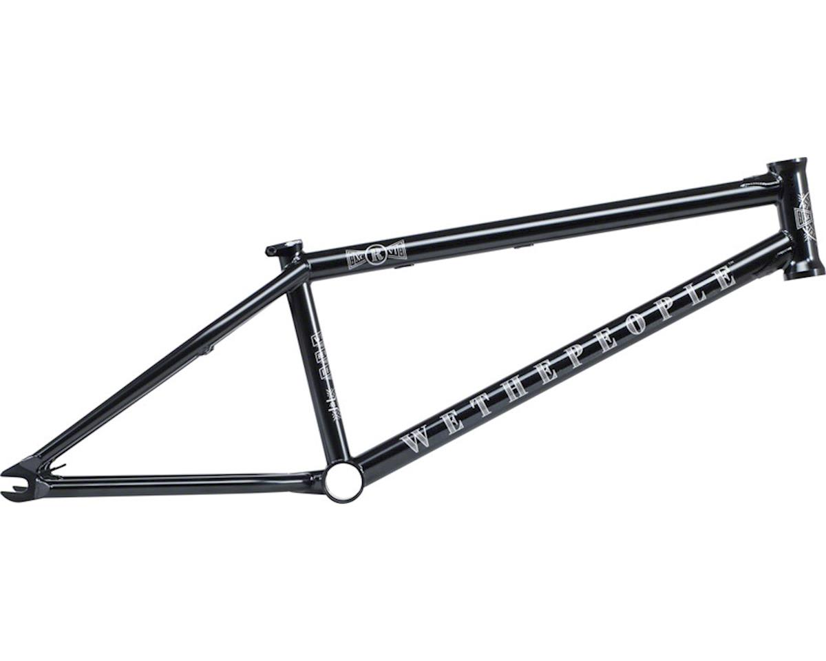 "We The People Revolver Frame 21"" Glossy Black E.D."
