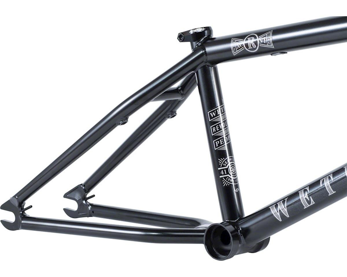 """We The People Revolver Frame 21"""" Glossy Black E.D."""