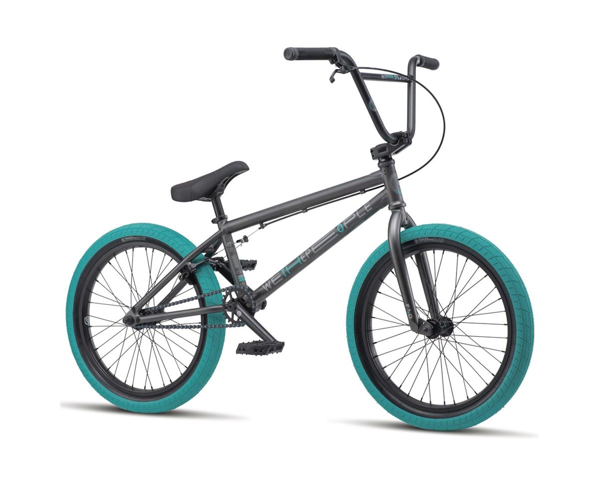 "We The People 2019 CRS BMX Bike (20.25"" TT) (Anthracite Grey)"