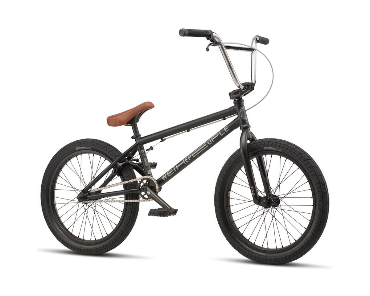 "We The People 2019 CRS BMX Bike (20.25"" Toptube) (Matte Black)"