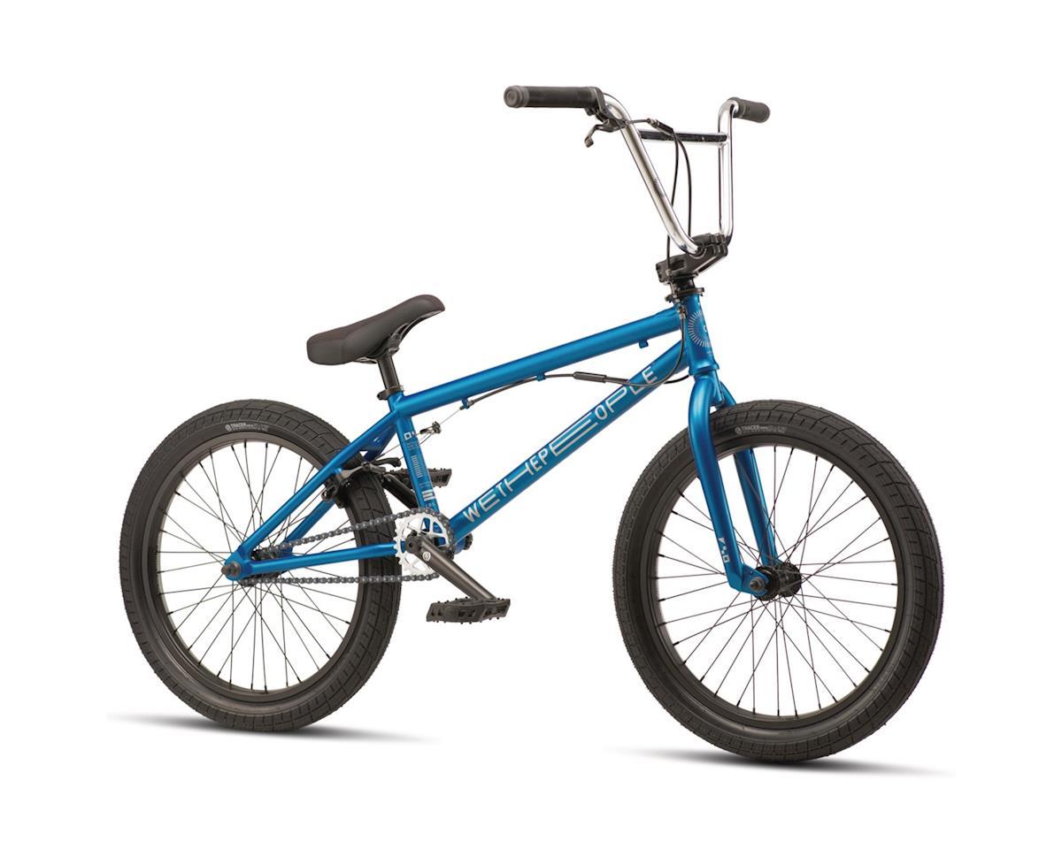 """We The People 2019 CRS FS BMX Bike (20.25"""" TT) (Metallic Blue)"""