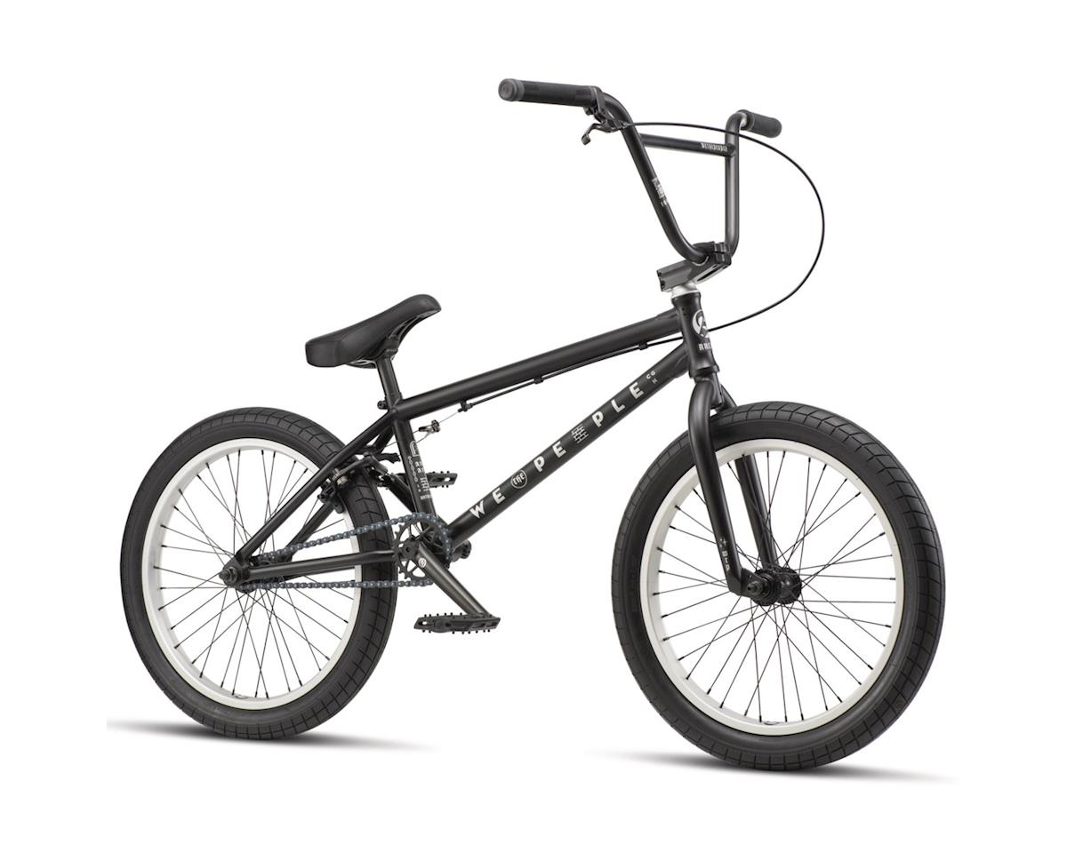 "We The People 2019 Arcade BMX Bike (21"" Toptube) (Matte Black)"